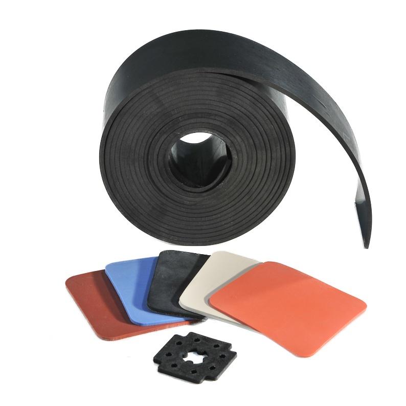 Plain rubber